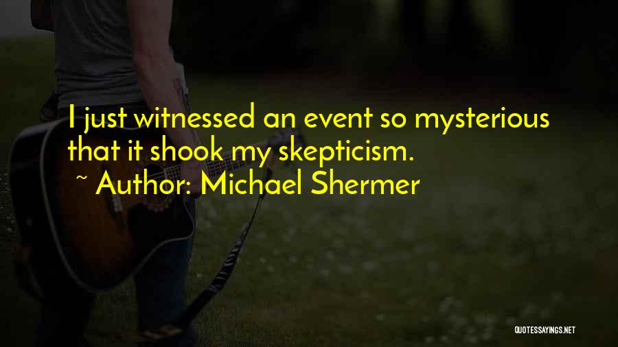Michael Shermer Quotes 817985