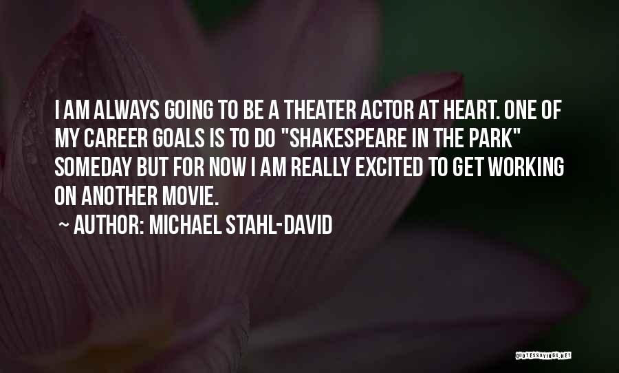 Michael Stahl-David Quotes 1846035