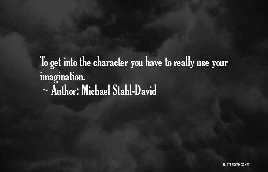 Michael Stahl-David Quotes 2125135