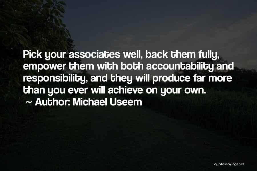 Michael Useem Quotes 602292