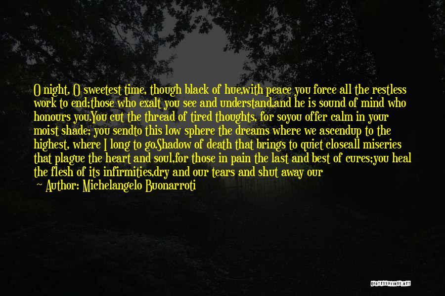 Michelangelo Buonarroti Quotes 2076620