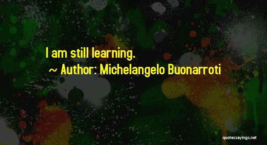 Michelangelo Buonarroti Quotes 761826