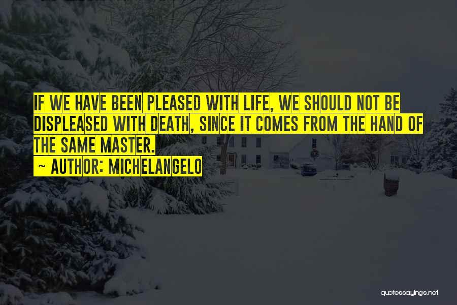 Michelangelo Quotes 1052948