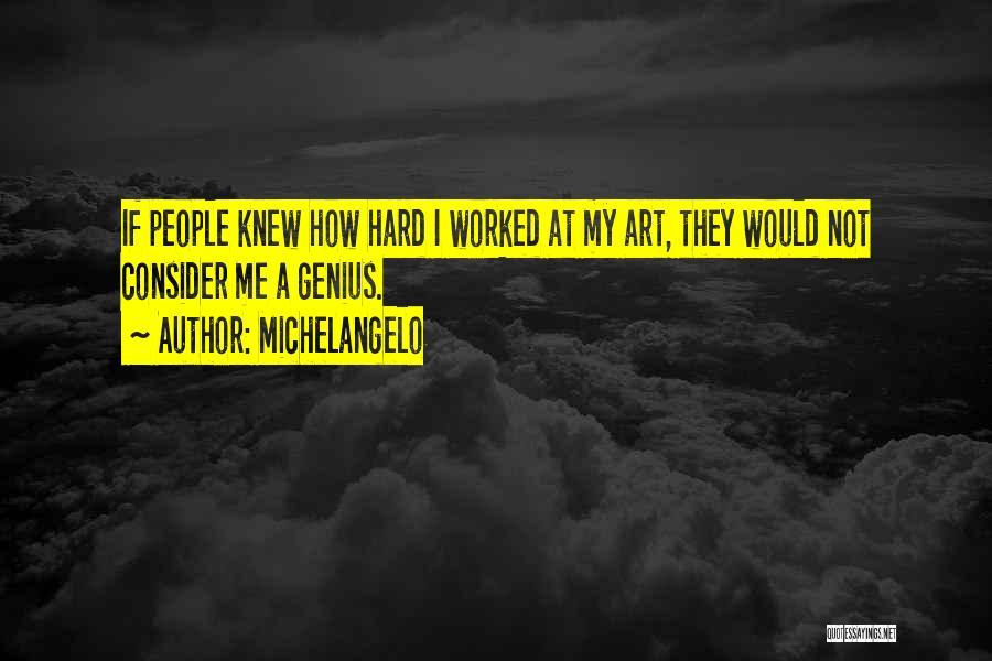 Michelangelo Quotes 1082108