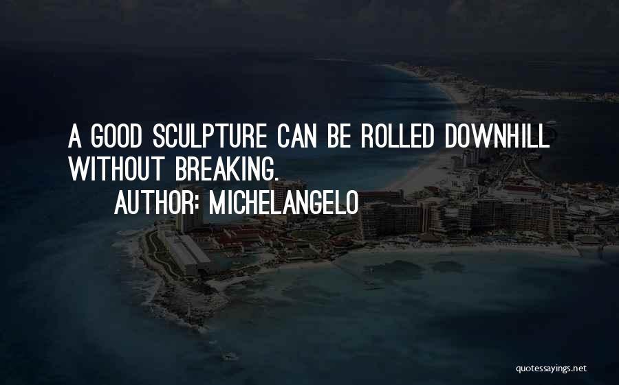 Michelangelo Quotes 1293921