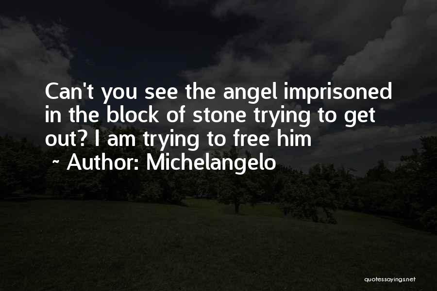 Michelangelo Quotes 1337041