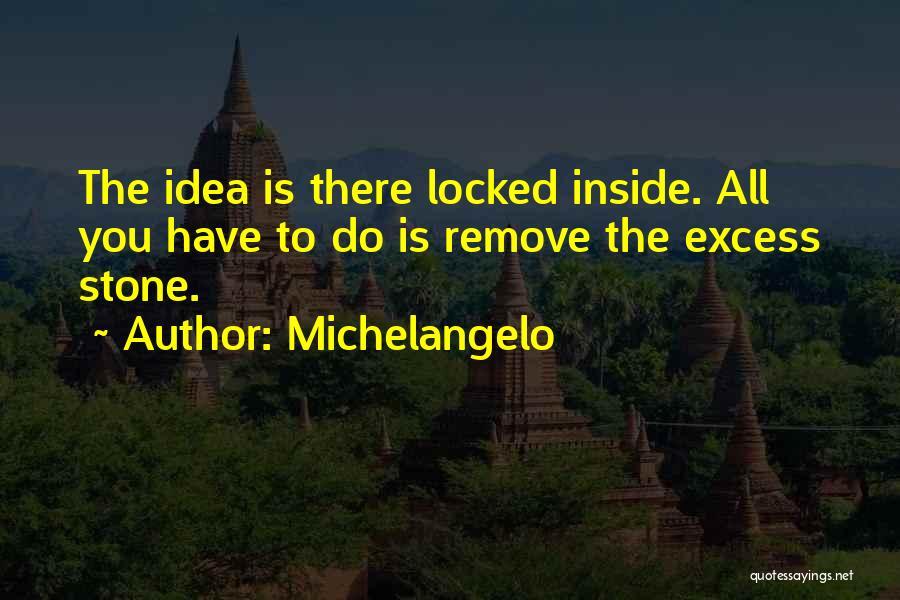 Michelangelo Quotes 139046