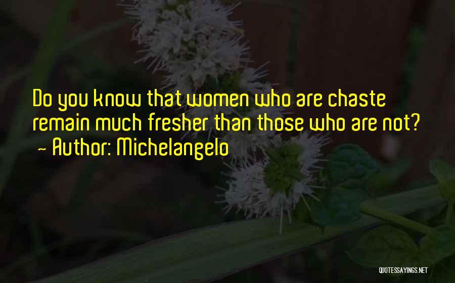 Michelangelo Quotes 1426922