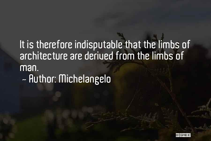 Michelangelo Quotes 1521473