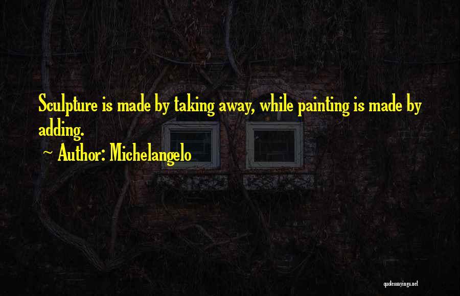 Michelangelo Quotes 1601996