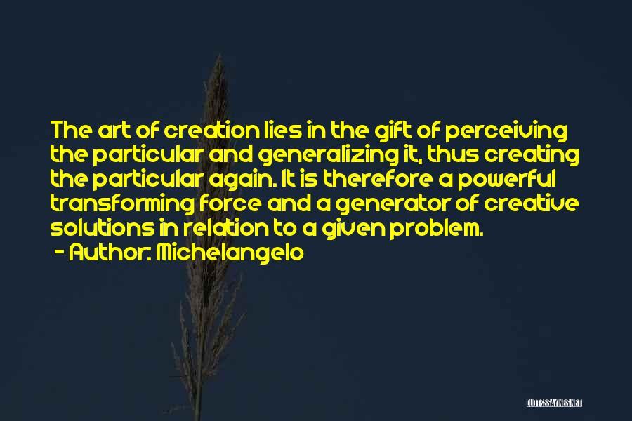 Michelangelo Quotes 1891734