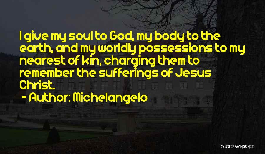 Michelangelo Quotes 1897190