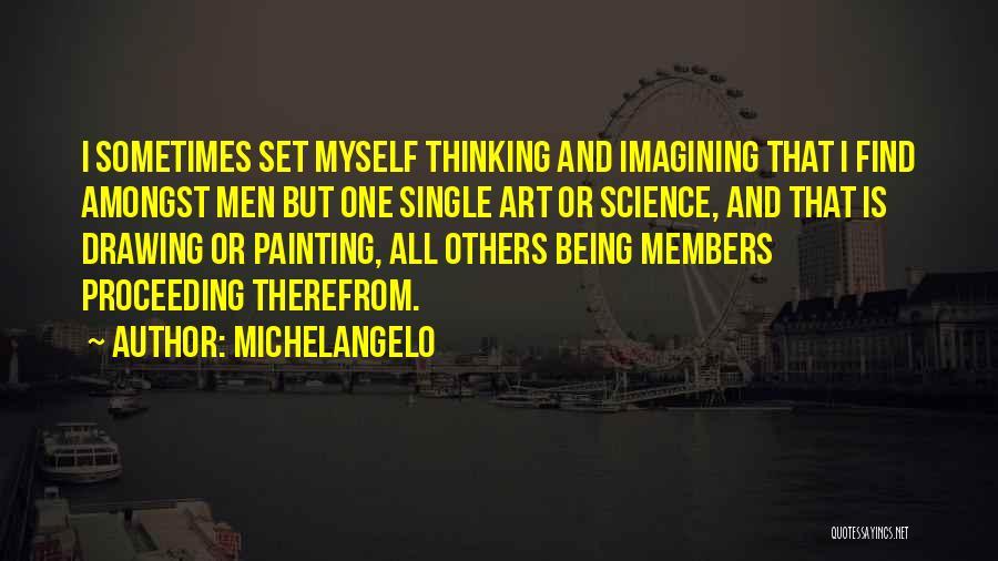 Michelangelo Quotes 190266