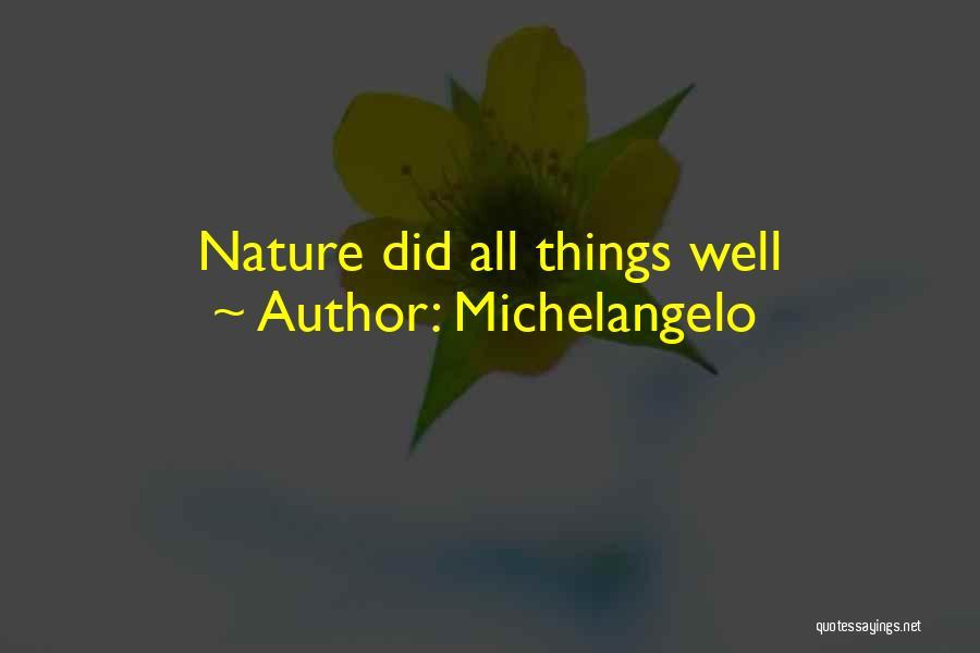 Michelangelo Quotes 1941180