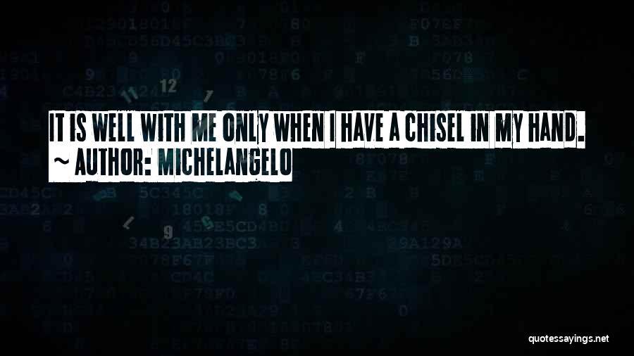 Michelangelo Quotes 1972559