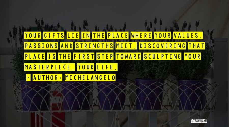 Michelangelo Quotes 1980938