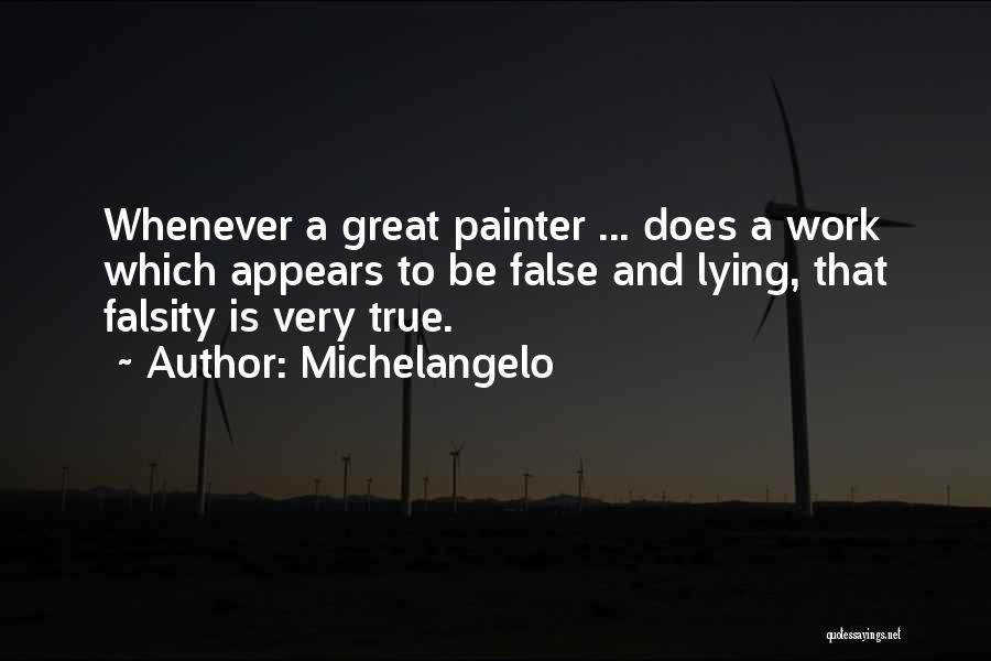 Michelangelo Quotes 1996731