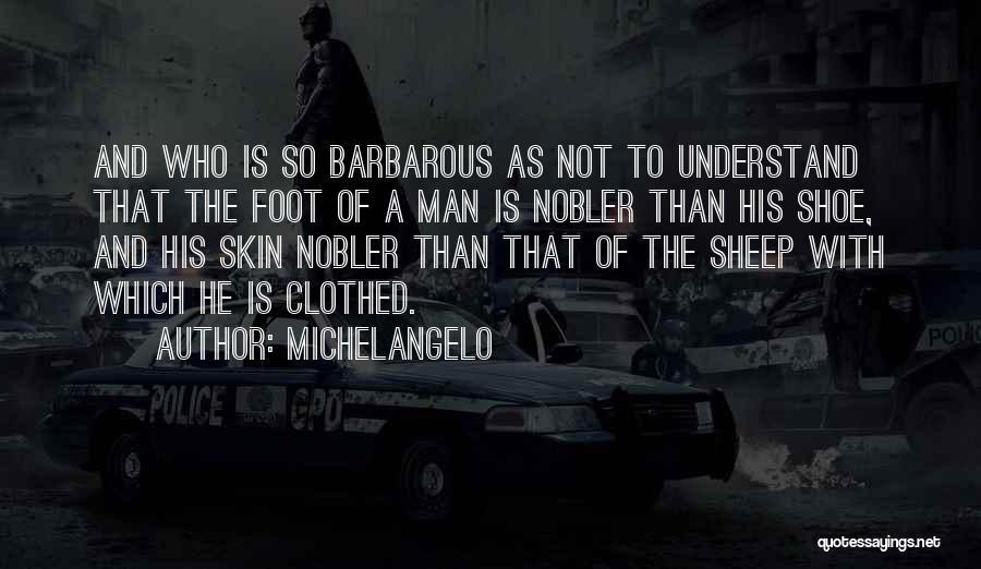 Michelangelo Quotes 251405