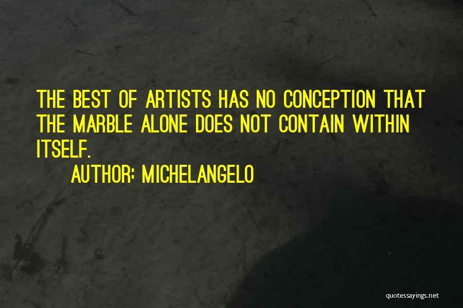 Michelangelo Quotes 275064