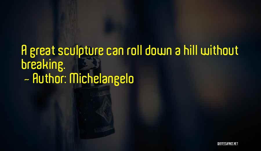 Michelangelo Quotes 340234