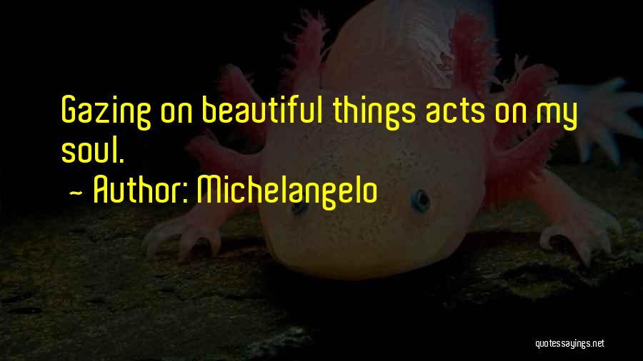 Michelangelo Quotes 392274