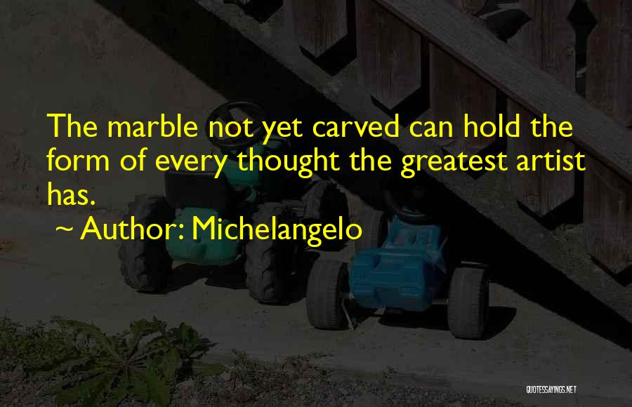 Michelangelo Quotes 549374