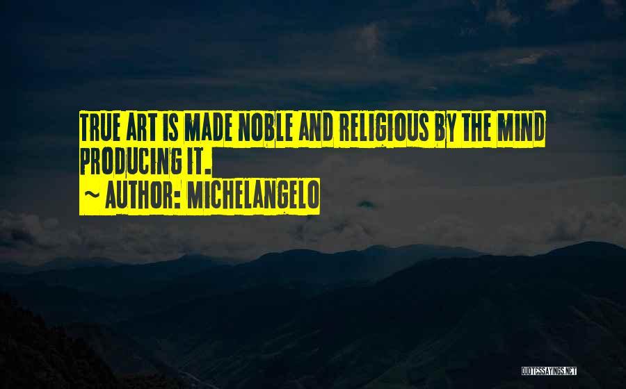 Michelangelo Quotes 605766