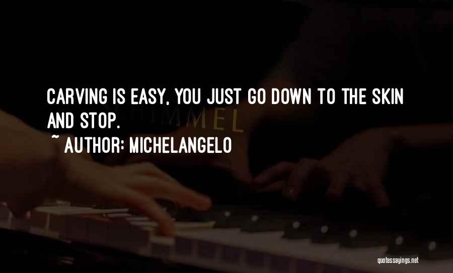 Michelangelo Quotes 619671