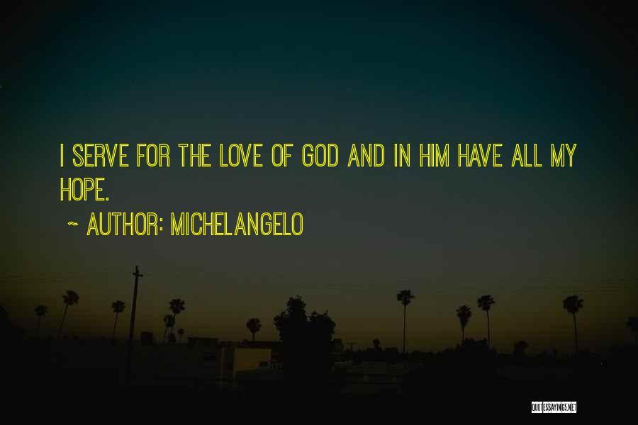 Michelangelo Quotes 655348