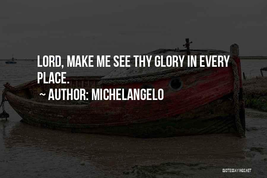 Michelangelo Quotes 661717