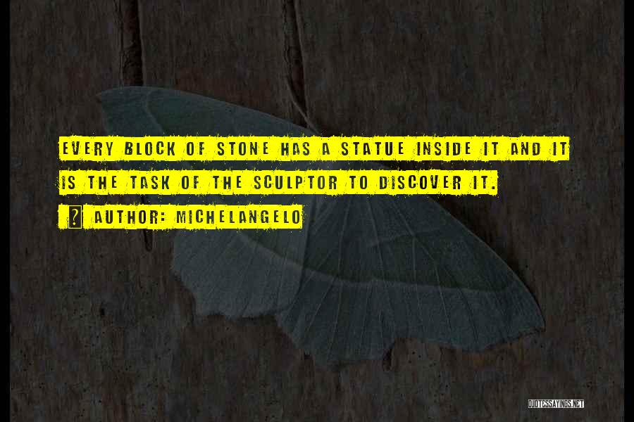 Michelangelo Quotes 677736