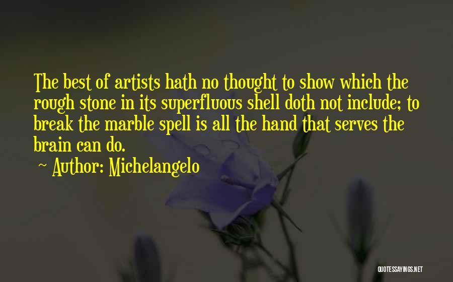 Michelangelo Quotes 729126