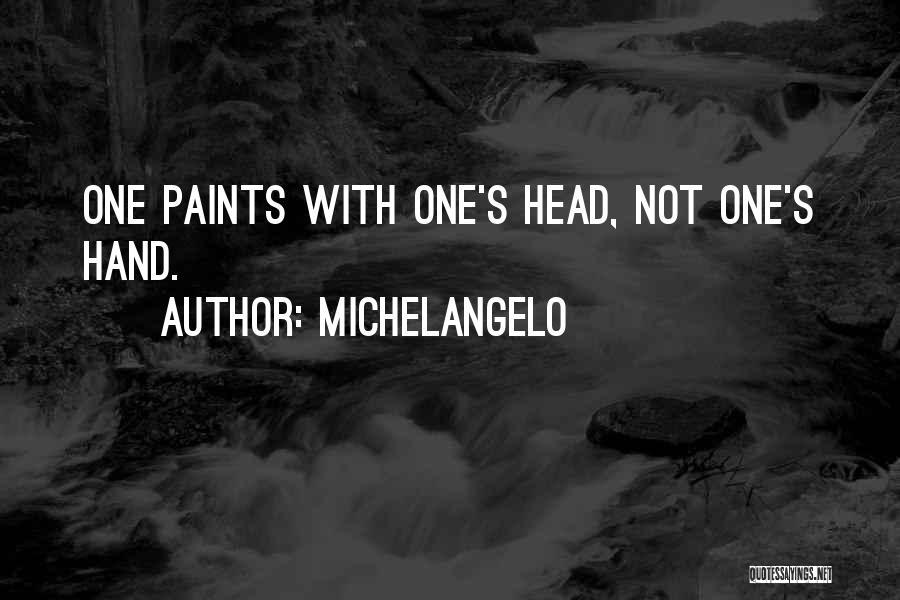 Michelangelo Quotes 776523
