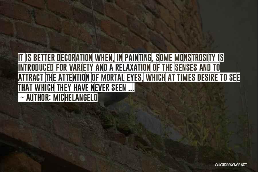 Michelangelo Quotes 779091