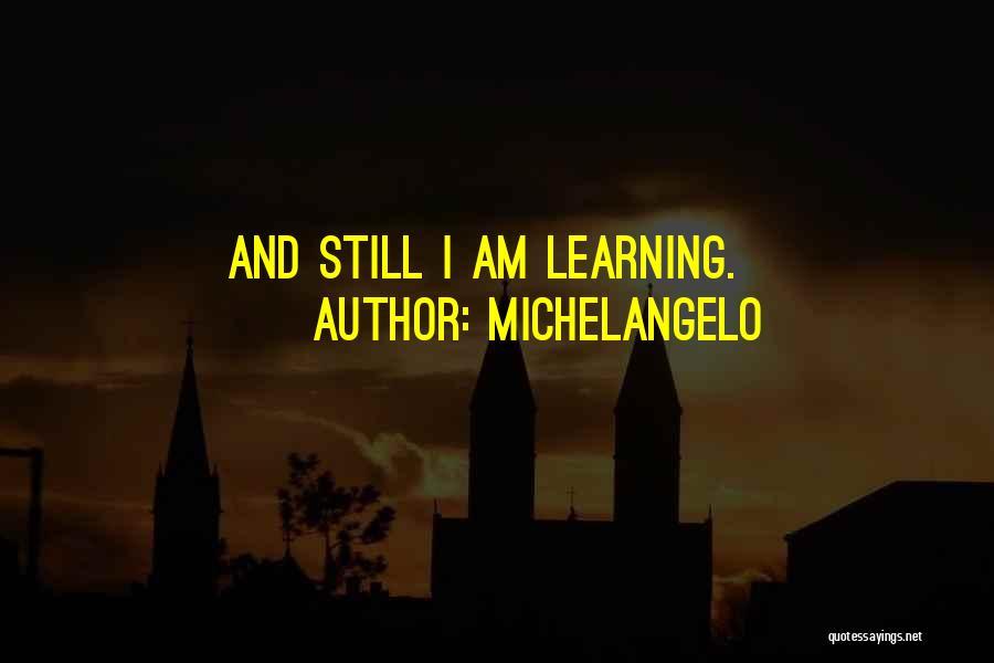 Michelangelo Quotes 782984