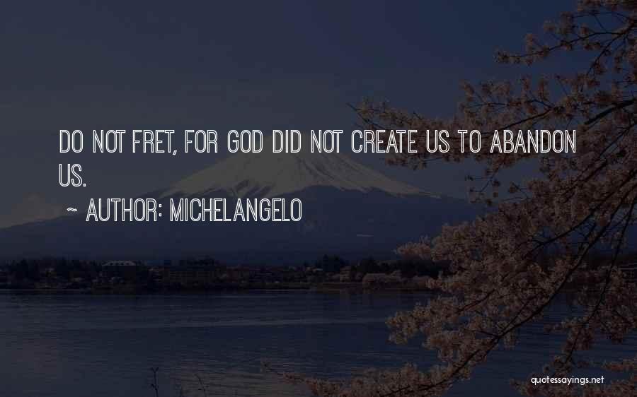 Michelangelo Quotes 888775