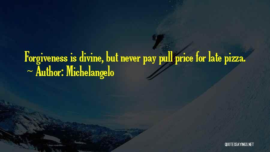 Michelangelo Quotes 892670