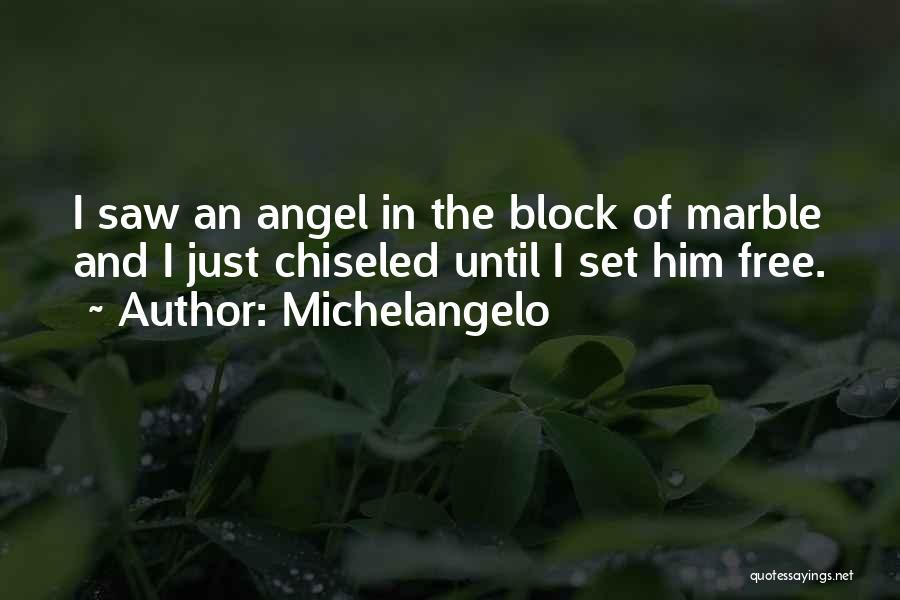 Michelangelo Quotes 952665