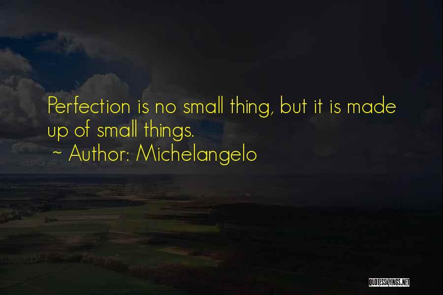 Michelangelo Quotes 955594