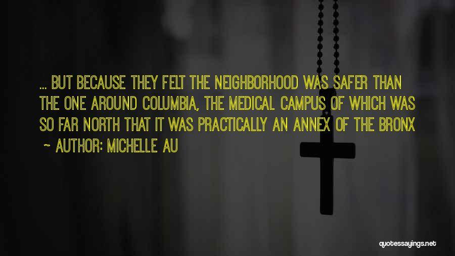Michelle Au Quotes 676339