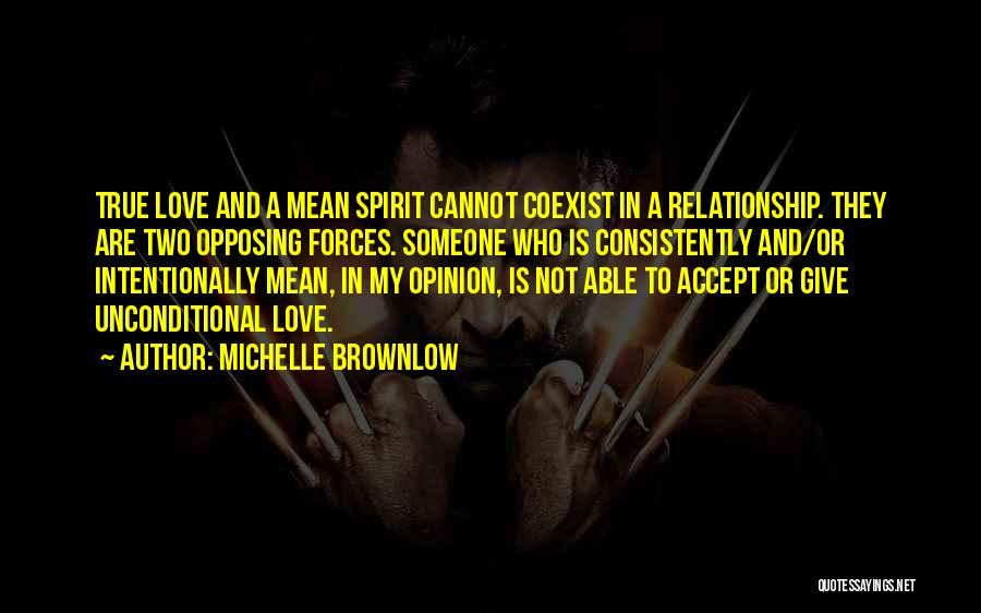 Michelle Brownlow Quotes 516917