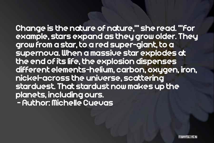 Michelle Cuevas Quotes 1179205