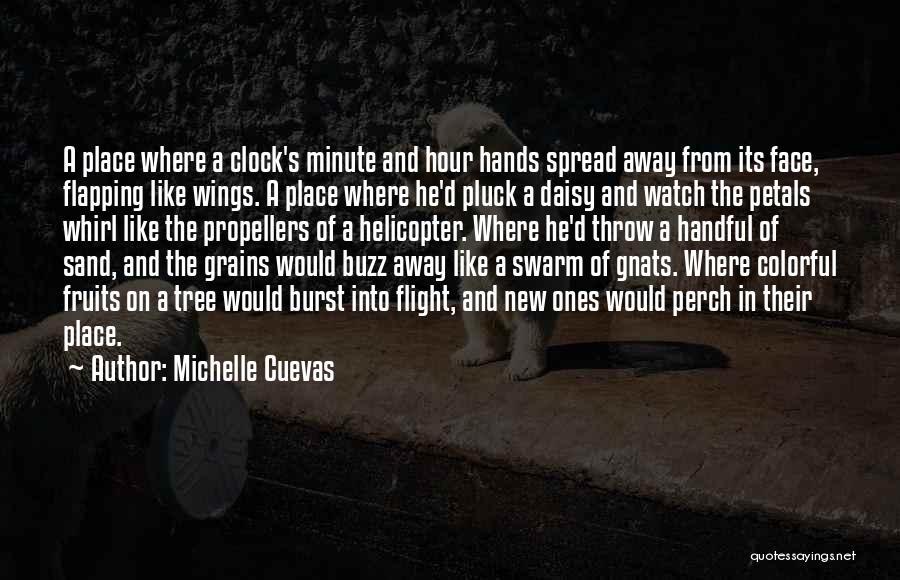 Michelle Cuevas Quotes 1416349