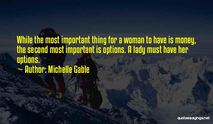 Michelle Gable Quotes 575094