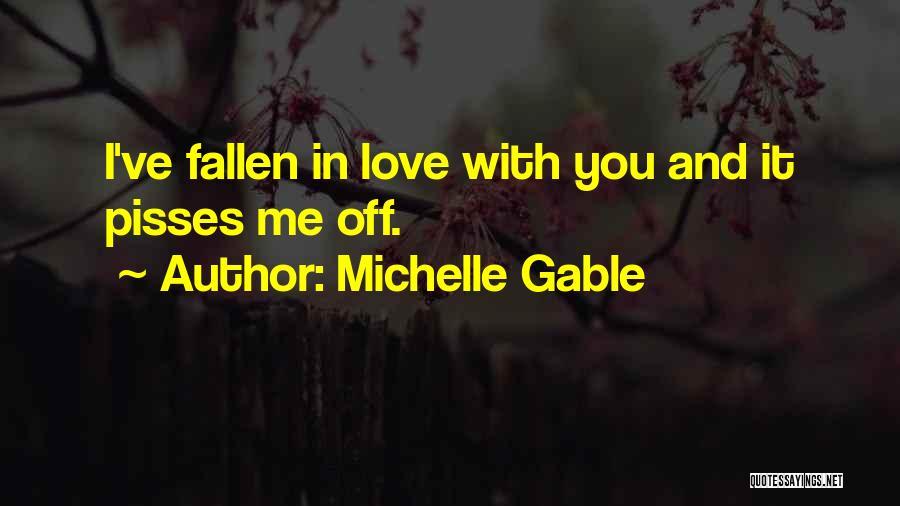 Michelle Gable Quotes 772334