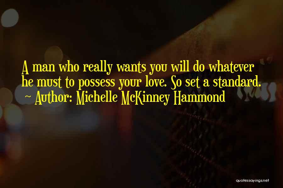 Michelle Mckinney Quotes By Michelle McKinney Hammond
