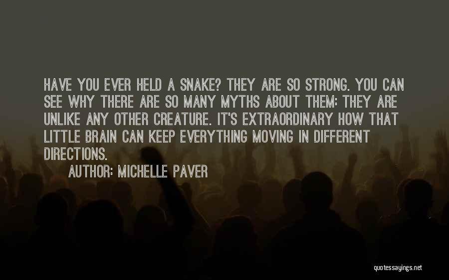 Michelle Paver Quotes 1087761