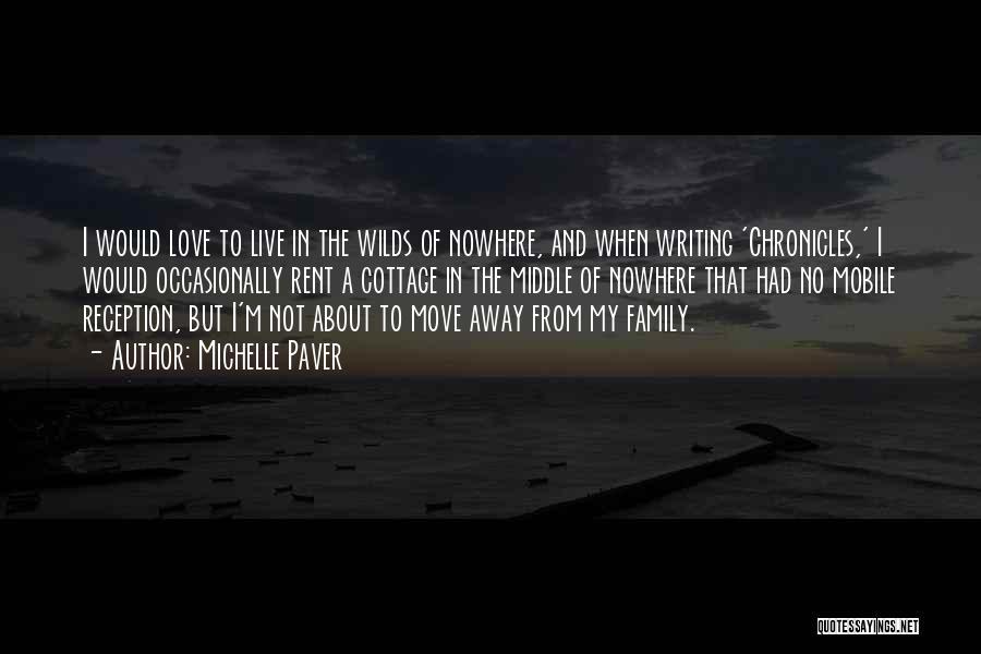 Michelle Paver Quotes 1378045