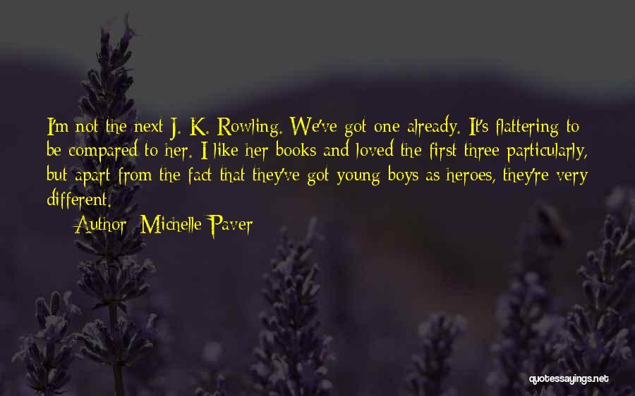 Michelle Paver Quotes 1671784