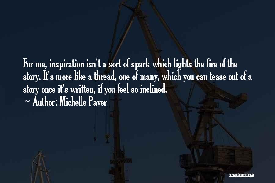 Michelle Paver Quotes 2003753